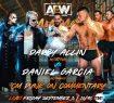 AEW رمپیج ۳ سپتامبر ۲۰۲۱